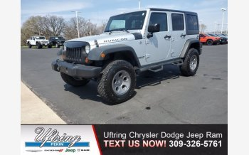 2012 Jeep Wrangler for sale 101473435