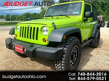2012 Jeep Wrangler for sale 101527319