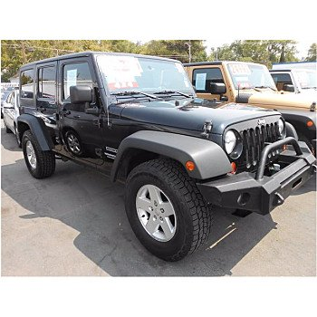 2012 Jeep Wrangler for sale 101571677