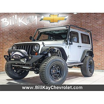 2012 Jeep Wrangler for sale 101598777