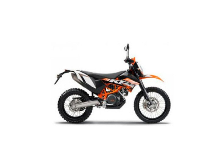 2012 KTM 690 R specifications