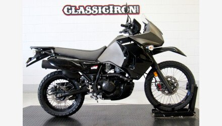 2012 Kawasaki KLR650 for sale 200648793