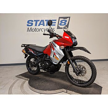 2012 Kawasaki KLR650 for sale 200834056
