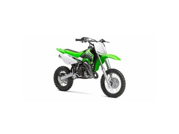 2012 Kawasaki KX100 65 specifications