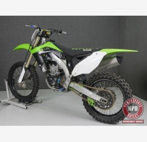 2012 Kawasaki KX450F for sale 200688107