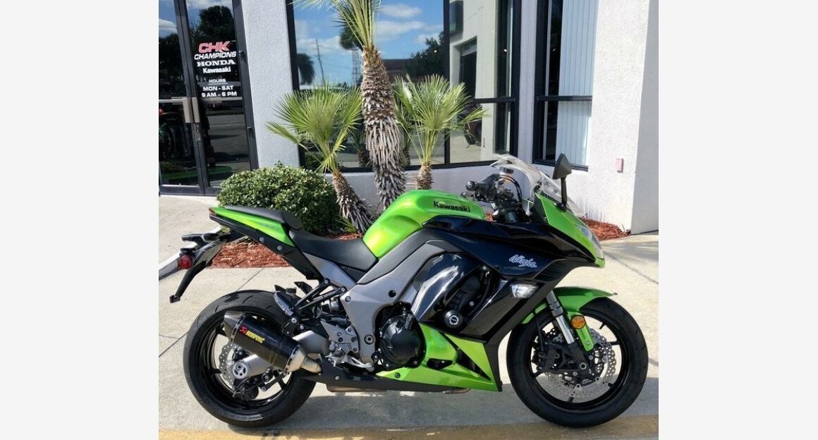 2012 Kawasaki Ninja 1000 for sale 200647369