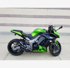 2012 Kawasaki Ninja 1000 Motorcycles For Sale Motorcycles On
