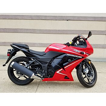 2012 Kawasaki Ninja 250R for sale 200630876