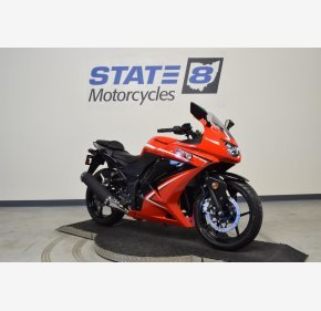 2012 Kawasaki Ninja 250R for sale 200810333