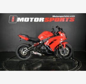 2012 Kawasaki Ninja 650 for sale 201016424