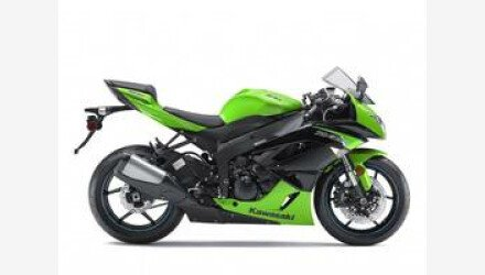 2012 Kawasaki Ninja ZX-6R for sale 200694290