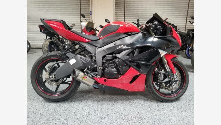 2012 Kawasaki Ninja ZX-6R for sale 200700879