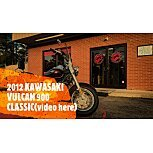 2012 Kawasaki Vulcan 900 for sale 201016475