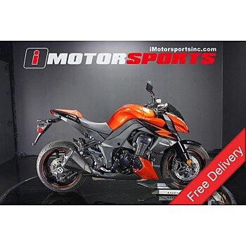 2012 Kawasaki Z1000 for sale 200699544