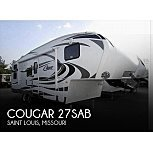 2012 Keystone Cougar 27SAB for sale 300240250