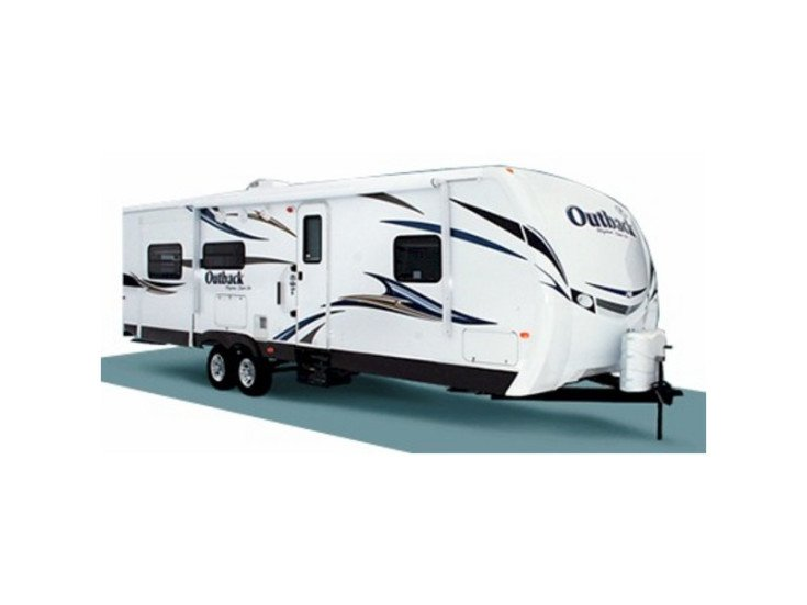 2012 Keystone Outback 272RK specifications