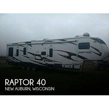 2012 Keystone Raptor for sale 300185465