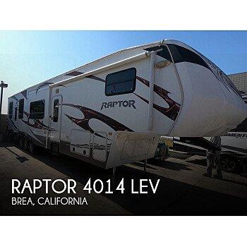2012 Keystone Raptor for sale 300224954