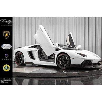 2012 Lamborghini Aventador LP 700-4 Coupe for sale 101121381