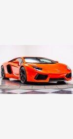 2012 Lamborghini Aventador for sale 101423742