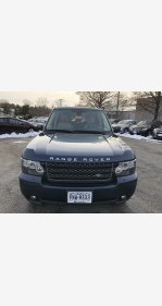 2012 Land Rover Range Rover HSE for sale 101066302