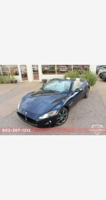 2012 Maserati GranTurismo Convertible for sale 101056992