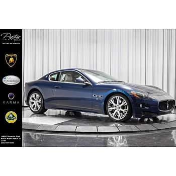 2012 Maserati GranTurismo S Coupe for sale 101176777