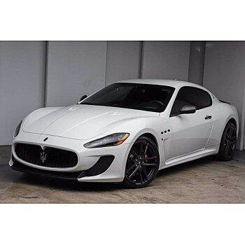 2012 Maserati GranTurismo for sale 101338818