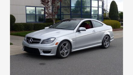 2012 Mercedes-Benz C63 AMG Coupe for sale 101314298