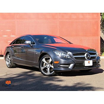 2012 Mercedes-Benz CLS550 for sale 101417458