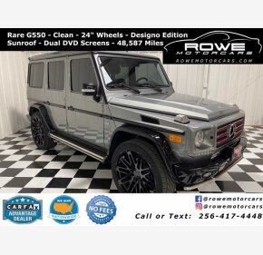 2012 Mercedes-Benz G550 for sale 101397474