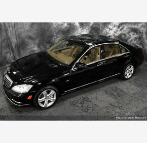 2012 Mercedes-Benz S550 4MATIC for sale 101254001