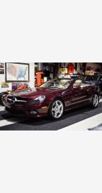 2012 Mercedes-Benz SL550 for sale 101348607