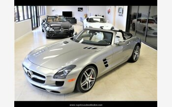 2012 Mercedes-Benz SLS AMG Roadster for sale 101008886