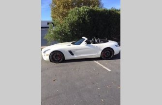 2012 Mercedes-Benz SLS AMG Roadster for sale 100762771
