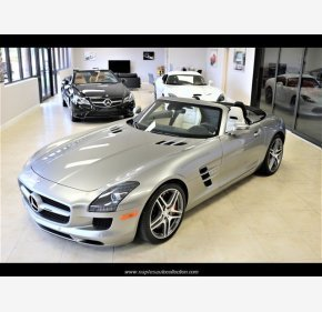2012 Mercedes-Benz SLS AMG Roadster for sale 101125437