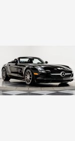 2012 Mercedes-Benz SLS AMG Roadster for sale 101145654