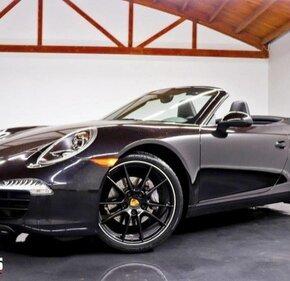 2012 Porsche 911 Carrera Cabriolet for sale 101164530