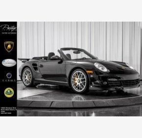 2012 Porsche 911 Cabriolet for sale 101203825