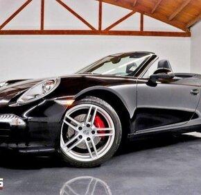 2012 Porsche 911 Carrera Cabriolet for sale 101285762