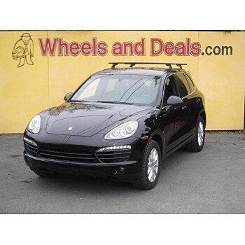 2012 Porsche Cayenne for sale 101244576