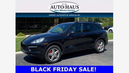 2012 Porsche Cayenne Turbo for sale 101356657