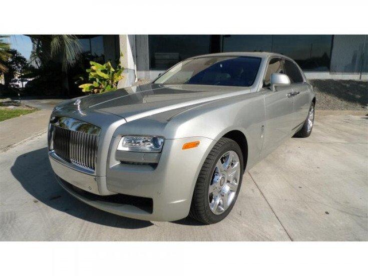 2012 Rolls-Royce Ghost Extended Wheelbase for sale near ...