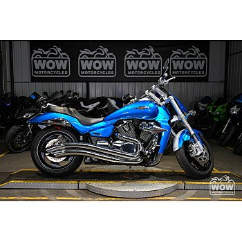 2012 Suzuki Boulevard 1800 for sale 201069368