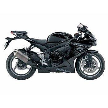 2012 Suzuki GSX-R600 for sale 200662215