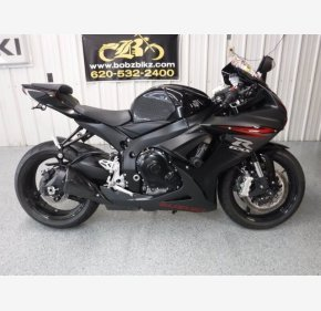 2012 Suzuki GSX-R600 for sale 200791578