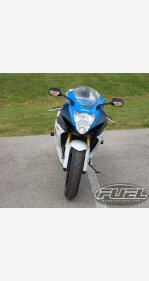 2012 Suzuki GSX-R750 for sale 200993250