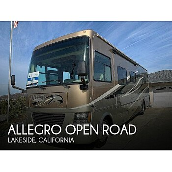 2012 Tiffin Allegro for sale 300211910