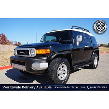 2012 Toyota FJ Cruiser 4WD for sale 101062346