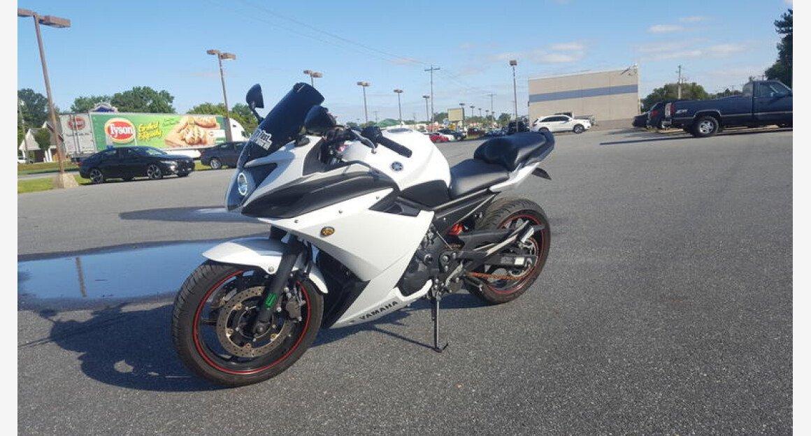 2012 Yamaha FZ6R for sale 200647837